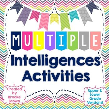 115 best Multiple Intelligence images on Pinterest English
