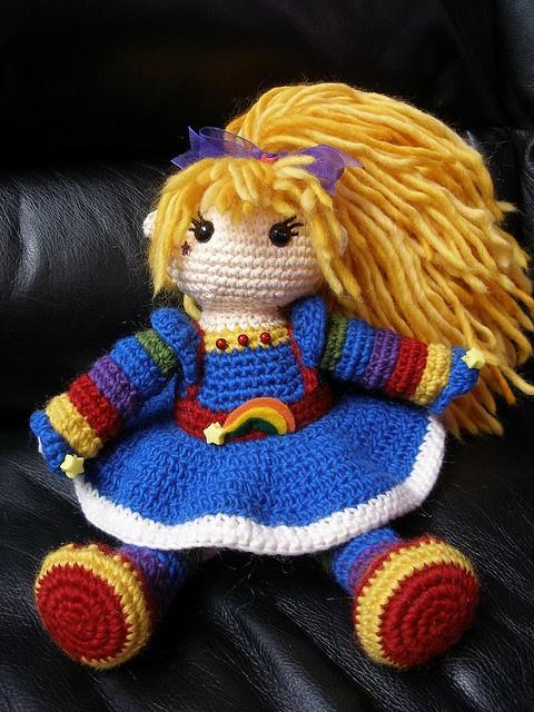 Rainbow Brite Custom by Nymphlings, via Flickr