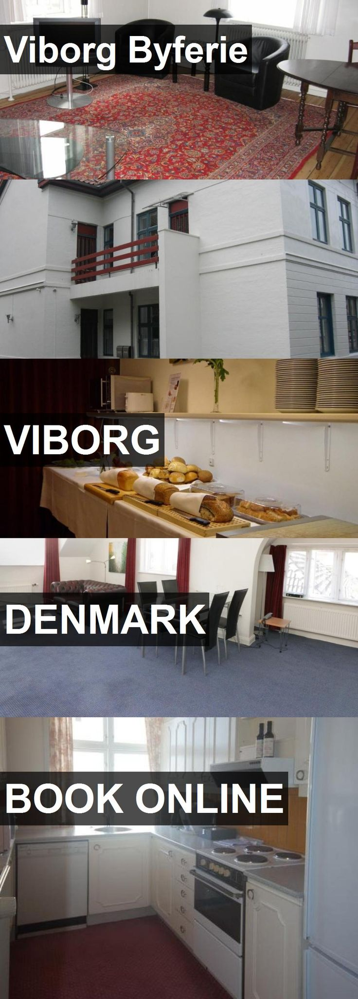 Hotel Viborg Byferie in Viborg, Denmark. For more information, photos, reviews and best prices please follow the link. #Denmark #Viborg #travel #vacation #hotel