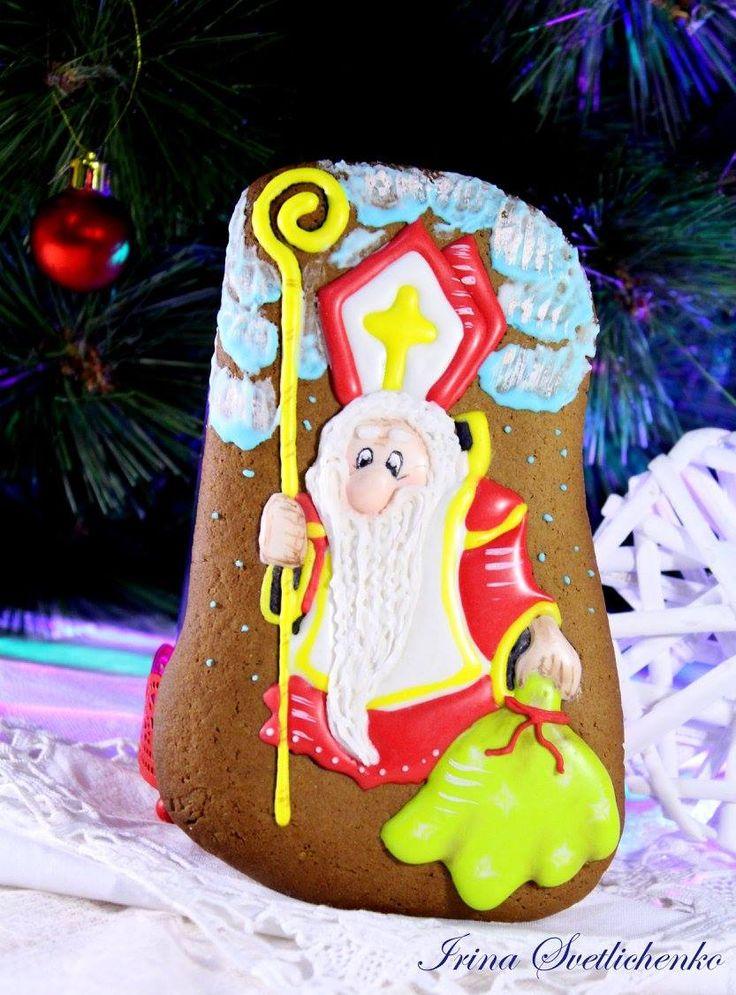 Cookies  Happy St Nicholas' Day