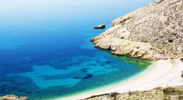 The most of island Krk beaches are located on island southern shore. This part a…