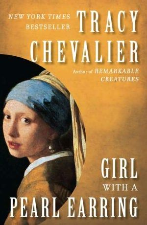 Girl with a pearl earring  Tracy Chavalier