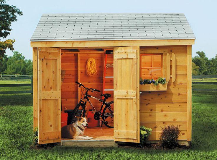 HideAway Shed - Storage Sheds - Wood Storage Sheds | Sheds USA