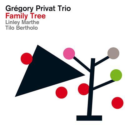 """La Muzic de Lady: News du jour : """"Family Tree"""" Gregory Privat Trio."""
