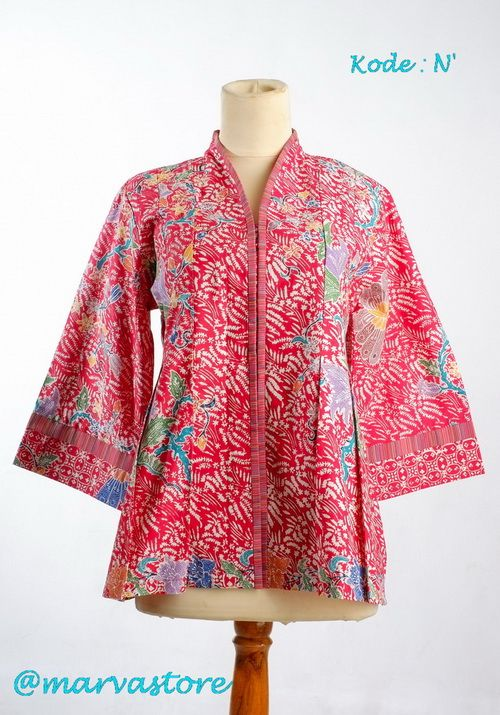 Batik lurik merah price 195.000 SOLD