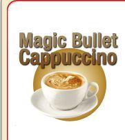 Magic Bullet Cappuccino