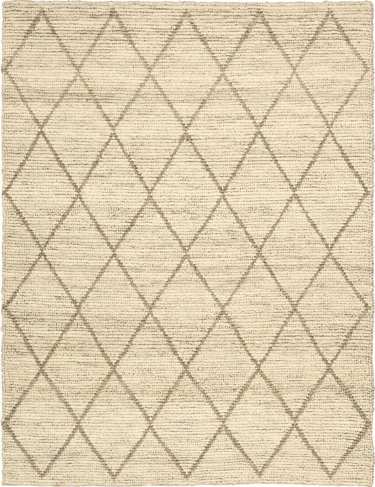 Joseph Abboud Organic Tudor Birch Area Rug By Nourison OGT01 BIRCH (Rectangle)