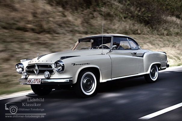 1961 - Borgward Isabella Coupé
