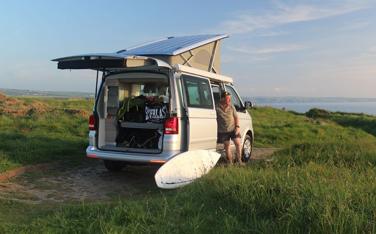 Our gear expert, Paul Hart, puts three of the best campervans to the test