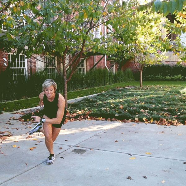 Carrie Underwood's personal trainer workout
