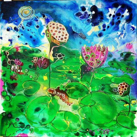 By Susan Curtin www.facebook.com/susancurtinart