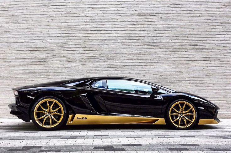 Lamborghini Aventador Miura Edition                                                                                                                                                                                 More