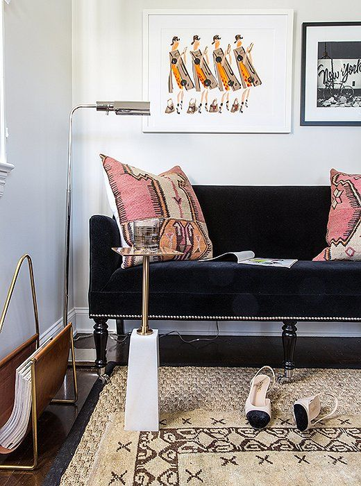 Inside Our Superstylish Office Makeover for Le Catch's Founder