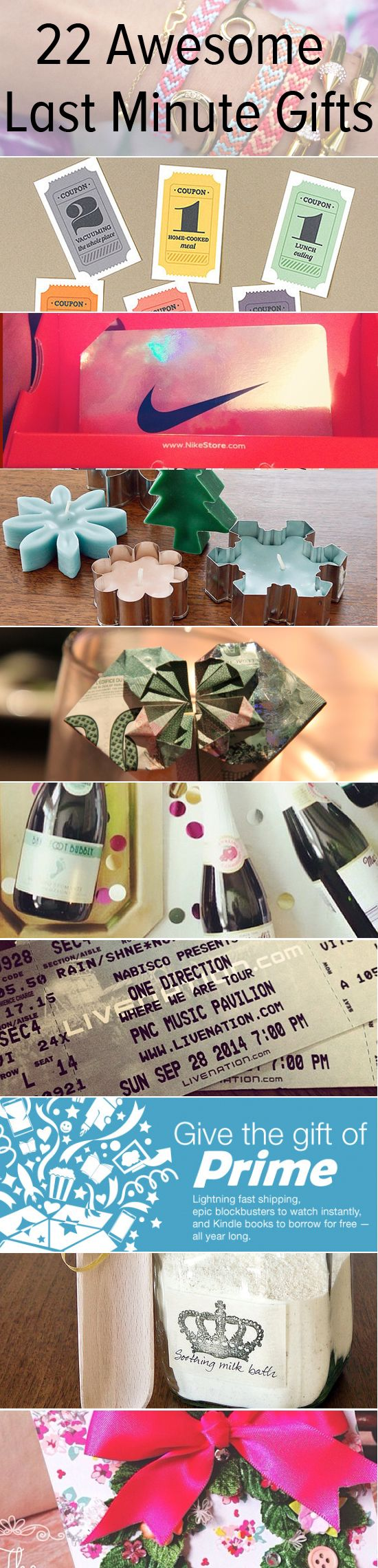 17 best ideas about last minute birthday gifts on for Last minute diy birthday gifts for dad