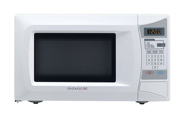 Daewoo KOR6L0B 0.7 Cu. Ft. 600 Watt Compact Microwave *** Continue to the product at the image link.