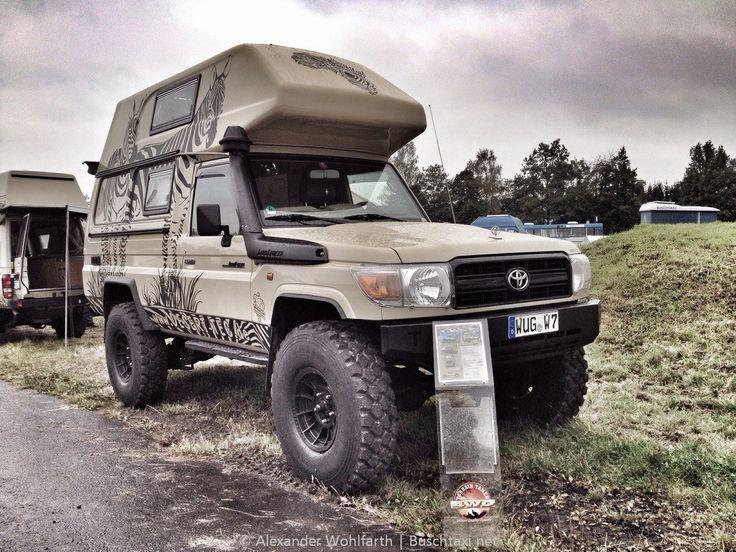 toyota hzj79 dc camper - Google Search