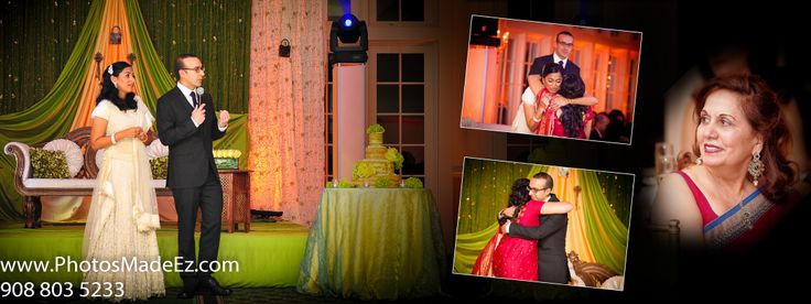 South Indian Bride And Punjabi Groom Photo By PhotosMadeEz At Forest Gate Country Club NJ Along With Rangoli Weddings DJ Raj Entertainment Be