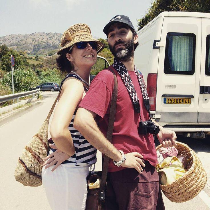 einaa en los acantilados de Maro en España!!!! No dejes de pedir tu propia cinta para la cámara! Contáctanos a einaa2014@gmail.com