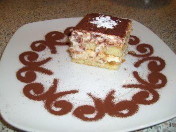 Tiramisu nach Weight Watchers