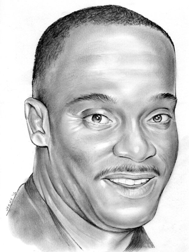 Director Leon Vance - NCIS by gregchapin on deviantART ~ actor Rocky Carroll ~ artist Greg Joens
