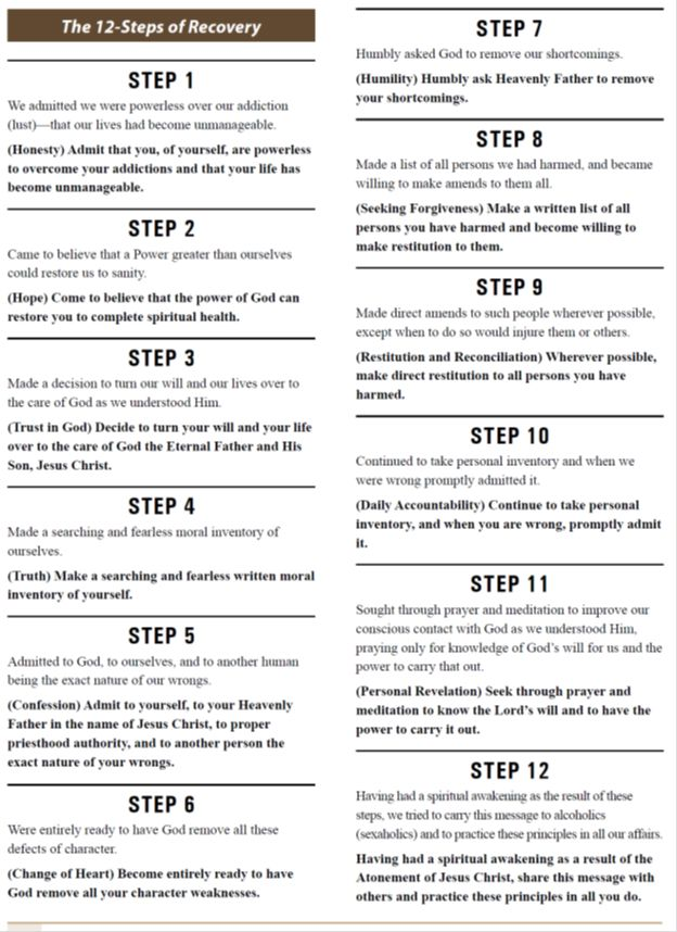Worksheets 12 Steps Of Recovery Worksheets 17 best images about addiction and recovery on pinterest 12 steps of recovery