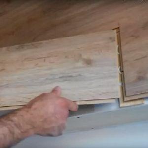 Las 25 mejores ideas sobre como colocar piso flotante en - Como limpiar el parquet flotante ...