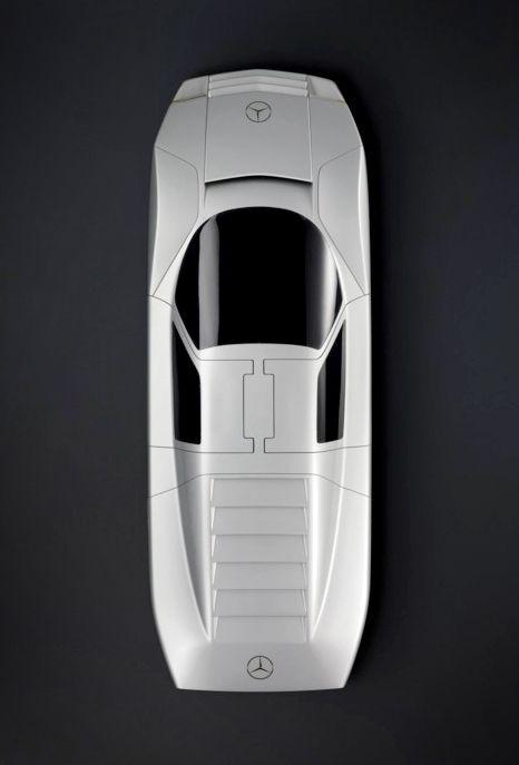 1977 Mercedes C111-III Concept