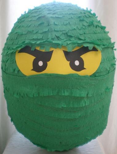 THIS PINATA- Awesome Lego Ninjago Pinata Party | eBay