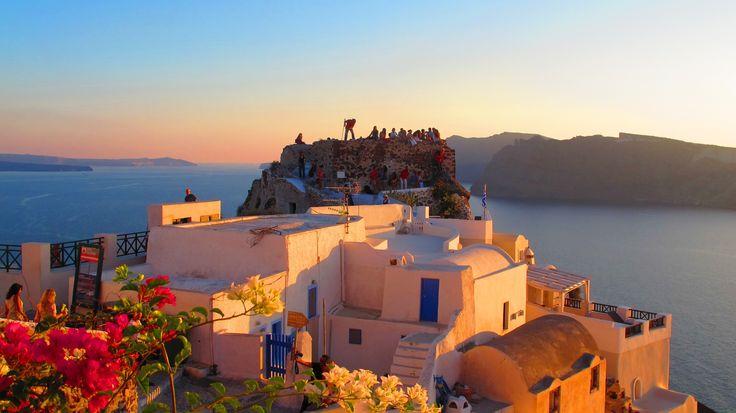 Santorini, Greece, Drifter Alley, Travel Photos