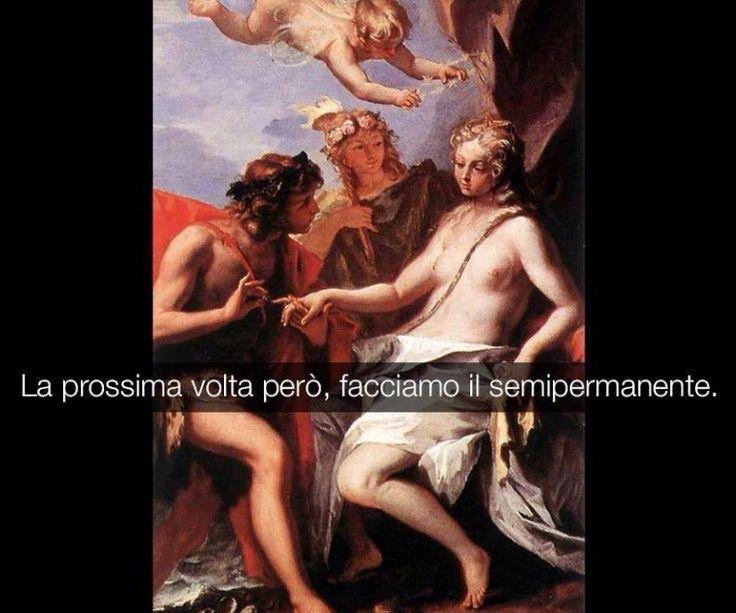 Se i quadri potessero parlare Bacco e Arianna - Sebastiano Ricci