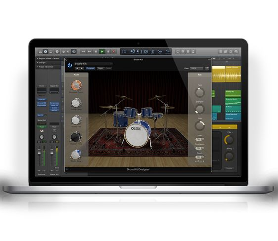 Logic Pro X by Apple - $199.99 on Apple.com