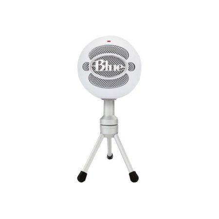 Blue Snowball iCE USB Microphone, White