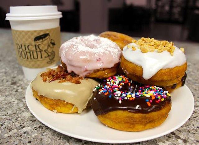 Duck Donuts Restaurant in Virginia Beach, VA