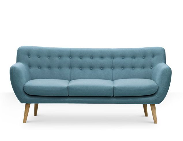 The three seater Mimi sofa by Swoon Editions