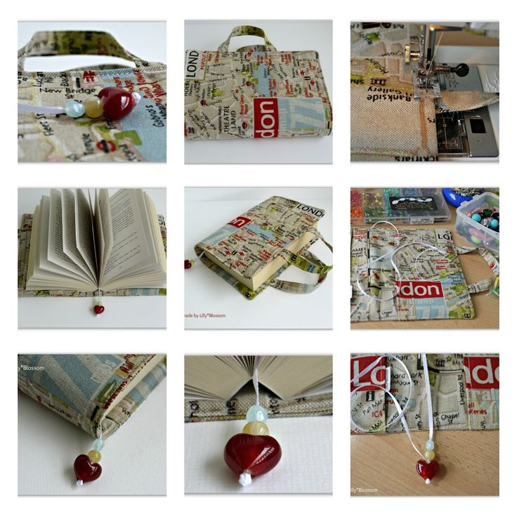 Book Cover Sewing Guide : Best my handmade book covers images on pinterest