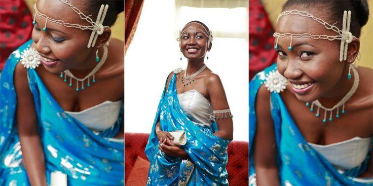 A tradional, Rwandese Themed Wedding (Gusaba)