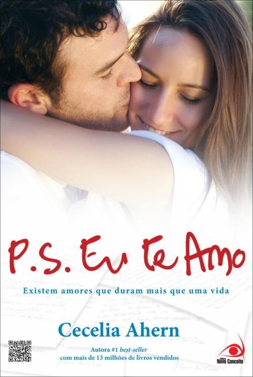 "Capa do livro ""P.S. Eu te amo"""