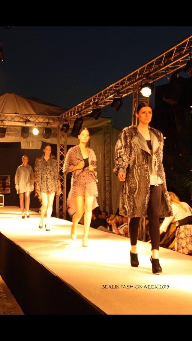 @Berlin Fashion week 2015