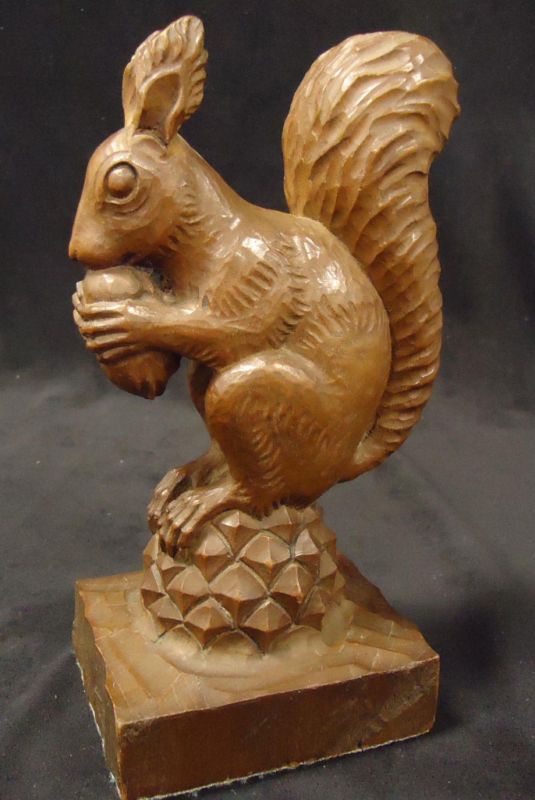 Best wood carved animals images on pinterest