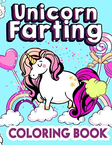 DOWNLOAD PDF Unicorn Farting Coloring Book Best Funny ...