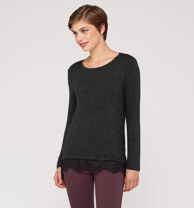 Sklep internetowy C&A   Sweter, kolor:  antracyt   Dobra jakość w niskiej cenie