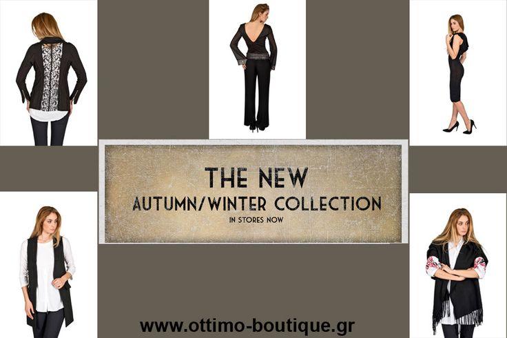 #ottimoboutique #ottimo #newcollection #autumncollection #womanfashion