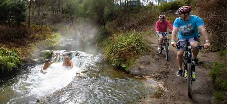 Te Ara Ahi ... 'Go Thermal by Bike'
