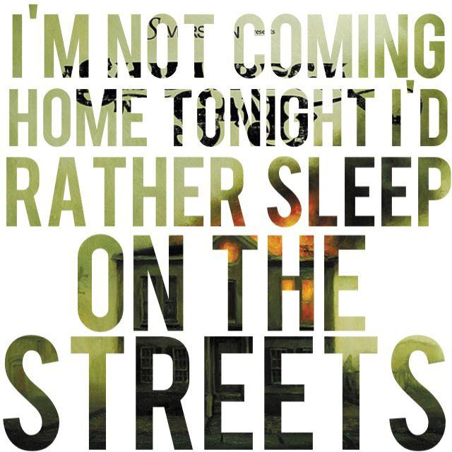 Silverstein // Vices (one of my favorite lyrics ❤️)