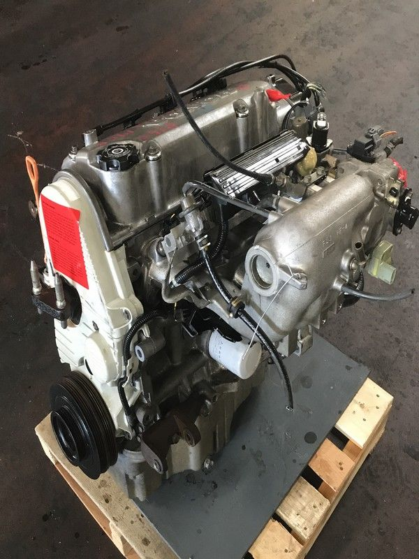 Used Jdm 99 00 Honda Civic Ex D16a Sohc Vtec Engine Honda Civic Ex Honda Civic Vtec