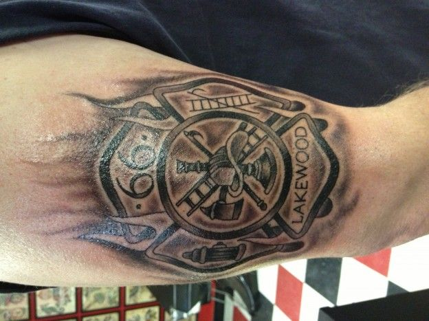 maltess cross tattoo with names | Cross Tattoos Meaning, Design Types and Ideas
