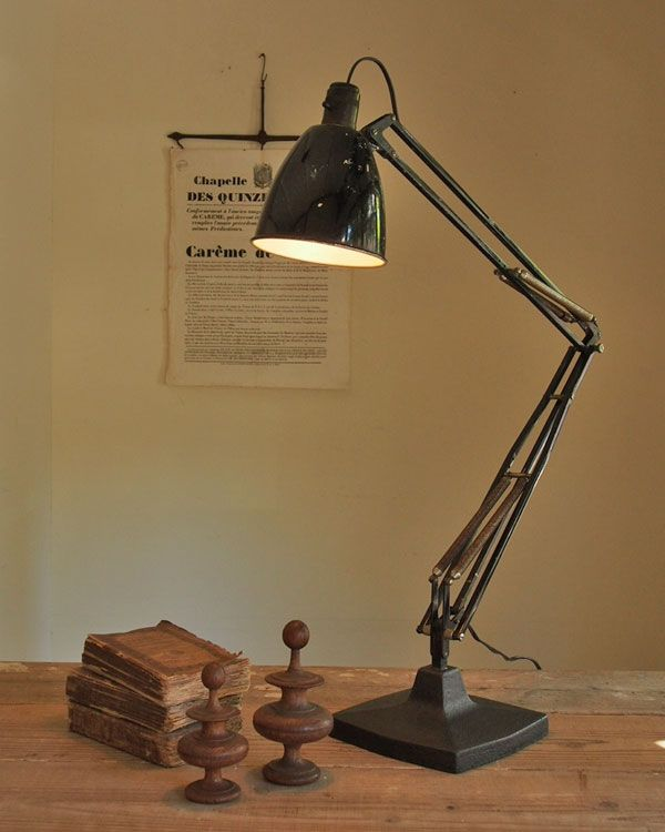 Anglepoise 1209 @ Five From The Ground
