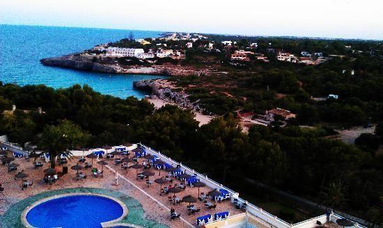 Animatorės Valentinos namai #summer2014 #animatoriai #stageman  samoa islands hotels | ... Samoa Hotel Mallorca Island: The view of the pool from my hotel room