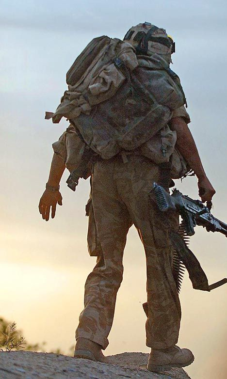 1.) Ryan. After leaving his wife and daughter, he becomes a soldier in Iraq, and is soon taken prisoner by a man named Kahlid. After being tortured, he realizes his mistake of leaving his family and remembers just how much they mean to him. Once he escapes, he goes home to get his family back and to soon learn about Boneman.
