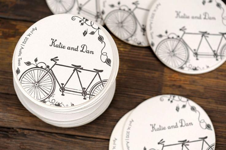 letterpress coasters - Google Search